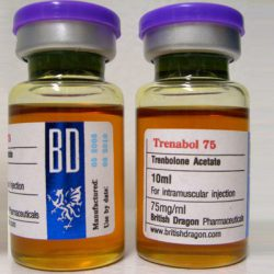 Trenbolone Acetate 75mg for sale