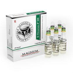 Drostanolone Propionate 100mg for sale