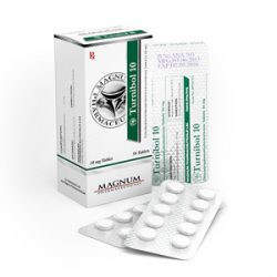 Chlorodehydromethyltestosterone 10mg for sale