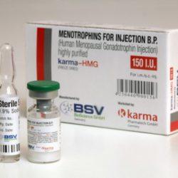 Human Menopausal Gonadotropin 150IU for sale