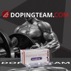 Anastrozole on dopingteam.com