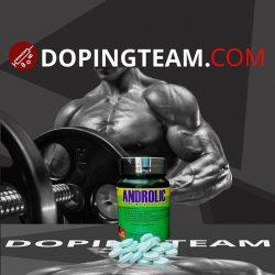Androlic on dopingteam.com
