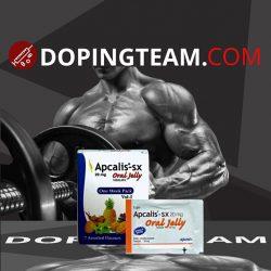 Apcalis SX Oral Jelly on dopingteam.com