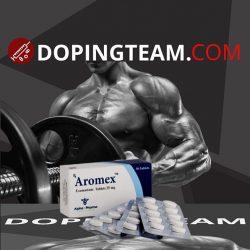 Aromex on dopingteam.com