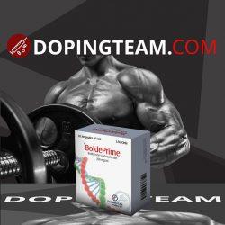 Boldeprime on dopingteam.com