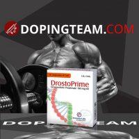 Drostoprime on dopingteam.com