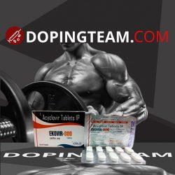 Ekovir 800 on dopingteam.com