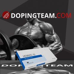 Hennos 10 on dopingteam.com