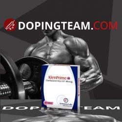 Klenprime 40 on dopingteam.com