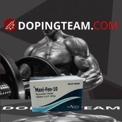 Maxi-Fen-10 on dopingteam.com