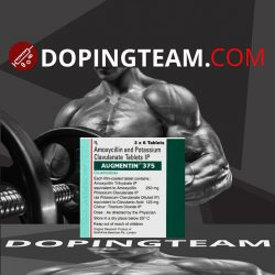 Megamentin 375 on dopingteam.com
