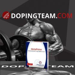 Metaprime on dopingteam.com