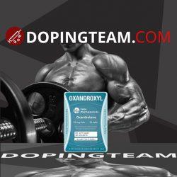 Oxandroxyl on dopingteam.com