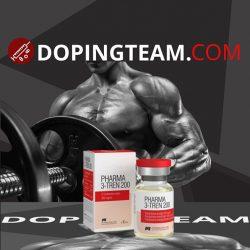 Pharma 3 Tren 200 on dopingteam.com