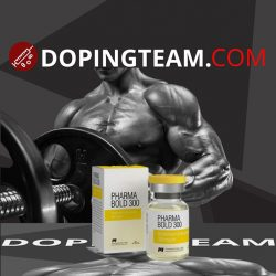 Pharma Bold 300 on dopingteam.com