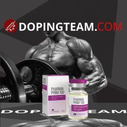 Pharma Prim 100 on dopingteam.com
