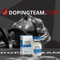 Pharma Sust 300 on dopingteam.com