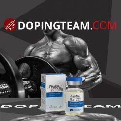 Pharma Test C250 on dopingteam.com
