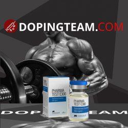 Pharma Test E300 on dopingteam.com