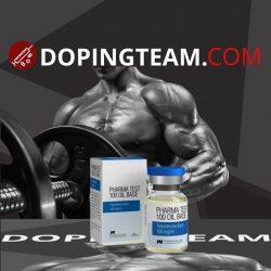 Pharma Test Oil Base 100 on dopingteam.com