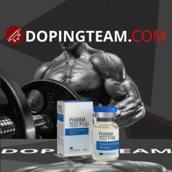 Pharma Test P100 on dopingteam.com