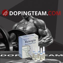 Rexogin on dopingteam.com