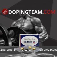 Tadalis SX 20 on dopingteam.com