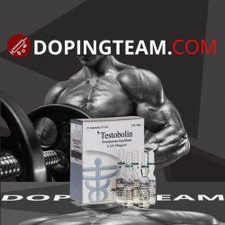 Testobolin (ampoules) on dopingteam.com