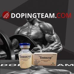 Testocyp vial on dopingteam.com