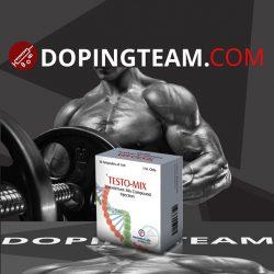 Testomix on dopingteam.com