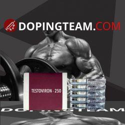 Testoviron-250 on dopingteam.com