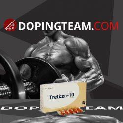 Tretizen 10 on dopingteam.com