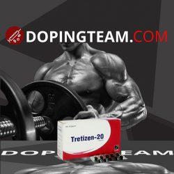 Tretizen 20 on dopingteam.com