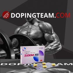 Zudena 100 on dopingteam.com