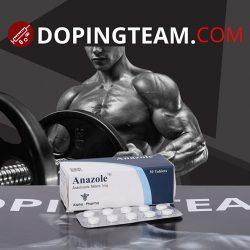 anazole on dopingteam.com