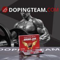 avana-200 on dopingteam.com