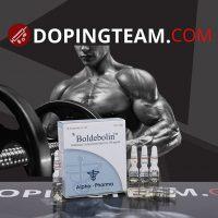 boldebolin 250 mg 10 ampluis on dopingteam.com