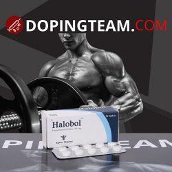 halobol on dopingteam.com