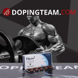 thyro3 on dopingteam.com